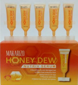 VITAMIN RAMBUT MAKARIZO HONEY DEW NUTRIV SERUM