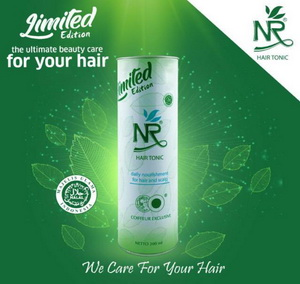 NR HAIR TONIC LIMITED EDITION 200 ml